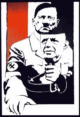 Хитлер е равно на Дьо Гол